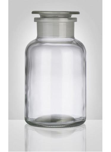 Skleněná dóza na potraviny, čirá (1000 ml)