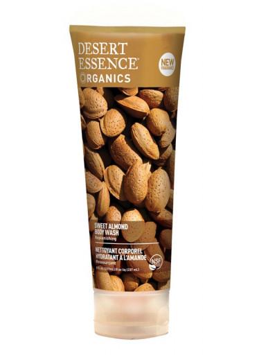 Desert Essence Sprchový gel mandle 236 ml