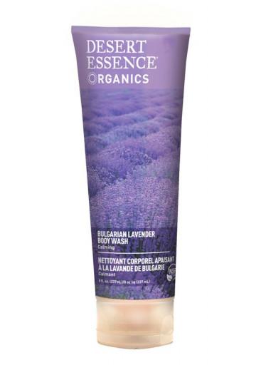 Desert Essence Sprchový gel levandule 236 ml