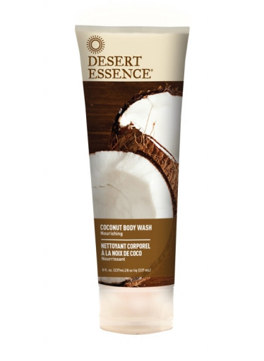 Desert Essence Sprchový gel kokos 236 ml