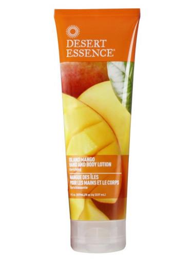Desert Essence Tělové mléko mango 236 ml