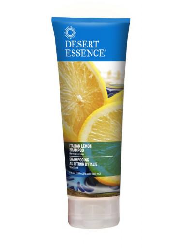 Desert Essence Šampon na vlasy Italský citron 237 ml