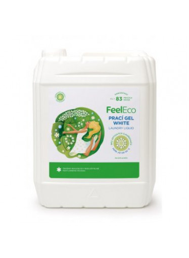 Feel Eco prací gel na bílé prádlo 5 l