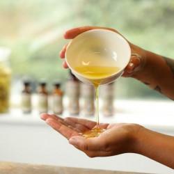 Masážní oleje a gely