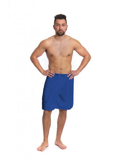 Pánský saunový kilt Navy Blue