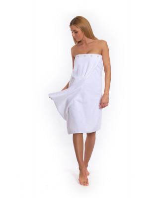 Dámský saunový kilt White