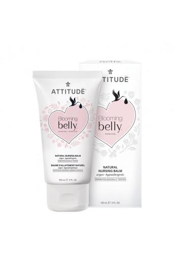 ATTITUDE Blooming Belly Přírodní krém na bradavky s arganem 150 ml