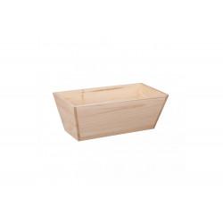 Dřevěné truhlíky