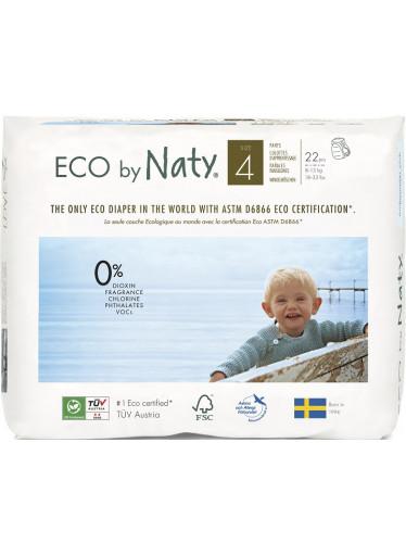 Naty Natahovací plenkové kalhotky Maxi 8-15 kg (22 ks)