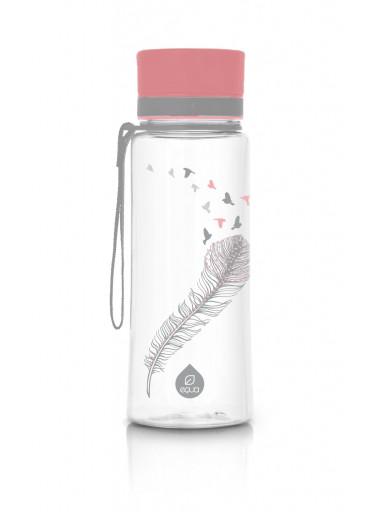 Equa - plastová lahev Birds 600ml