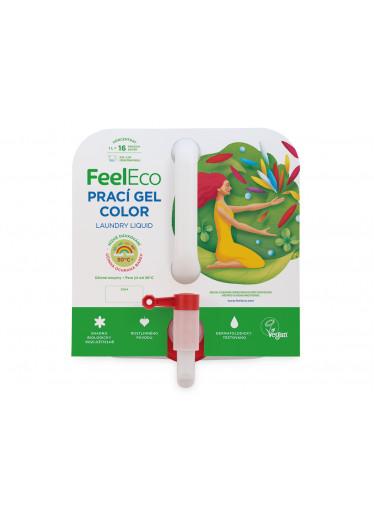 Feel Eco prací gel na barevné prádlo 10 l Bag in box