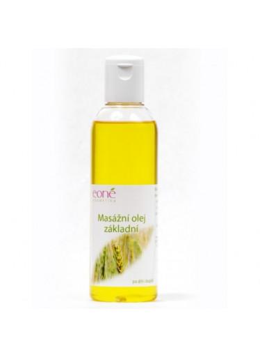 Eoné Masážní olej základní, 200 ml