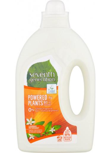 Seventh Generation prací gel Orange & Blossom, 20PD