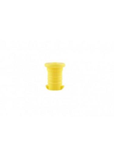 Zdravá lahev Náhradní pítko, barva žlutá