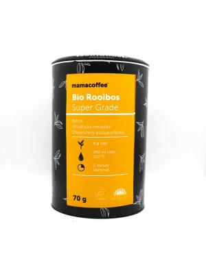 mamacoffee bio Rooibos Super Grade sypaný čaj 70 g - Klenot z Jihoafrické republiky