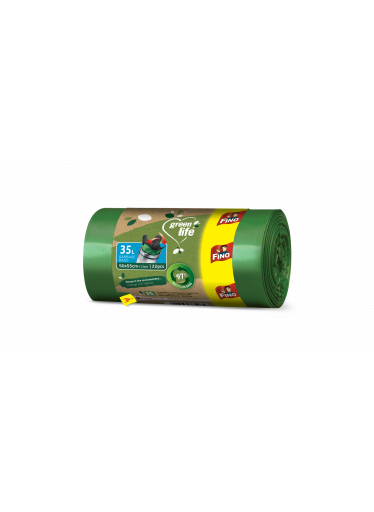 Pytle na odpad Green Life - 35l (22ks)