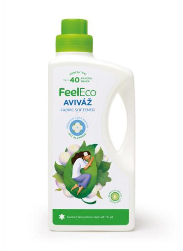 Feel Eco Aviváž s vůní bavlny, 1 l