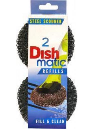 Dishmatic - náhradní drátěnky 2 ks