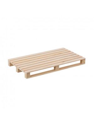 ČistéDřevo Dřevěná paletka 35 x 20 cm