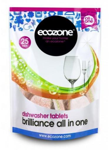 Ecozone Tablety do myčky vše v 1
