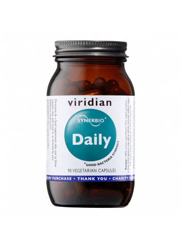 Viridian Synerbio Daily 90 kapslí