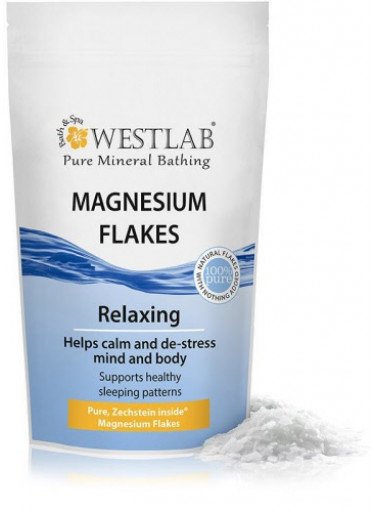 WESTLAB Magnesium flakes chlorid hořečnatý vločky 1kg
