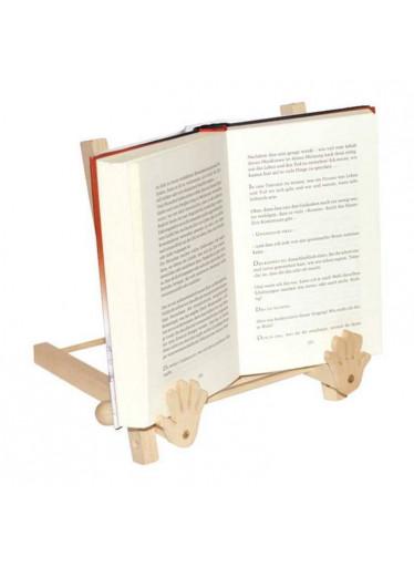 Small foot Dřevěný stojan na otevřenou knihu