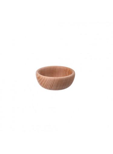 ČistéDřevo Dřevěná miska 12 cm