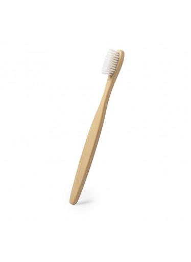 ČistéDřevo Bambusový dětský zubní kartáček