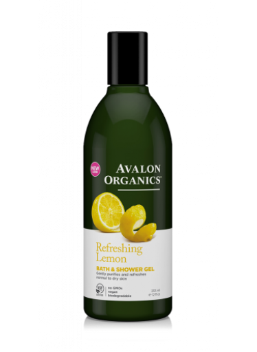 AVALON sprchový gel Lemon 355ml