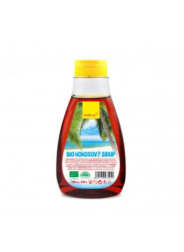 Wolfberry Kokosový sirup BIO 540 g/400 ml