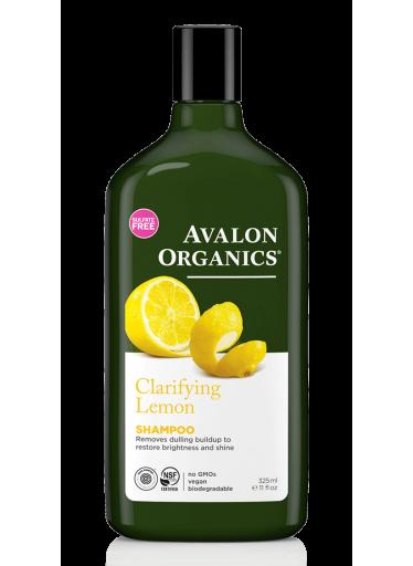 AVALON šampón Lemon na zvýšení lesku 325ml