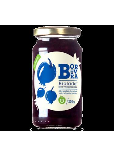 Koldokol borůvkový džem Bioláda 230g