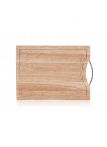 ČistéDřevo Dřevěné krájecí prkénko BRILLANTE - 34 x 24 cm
