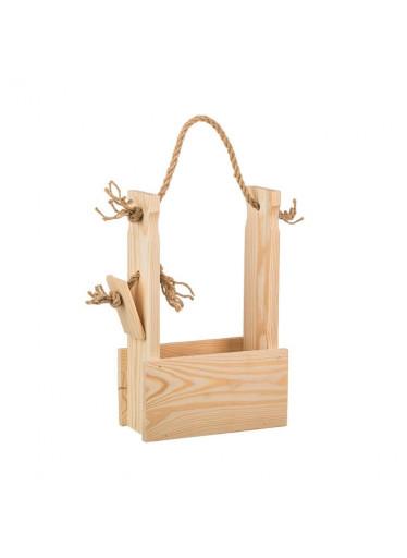 ČistéDřevo Dřevěný nosič III