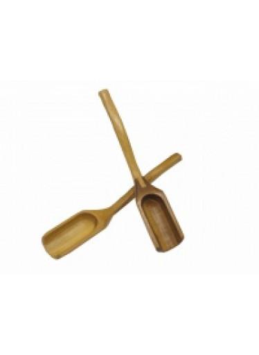 Bambusová lžička na čaj 17cm