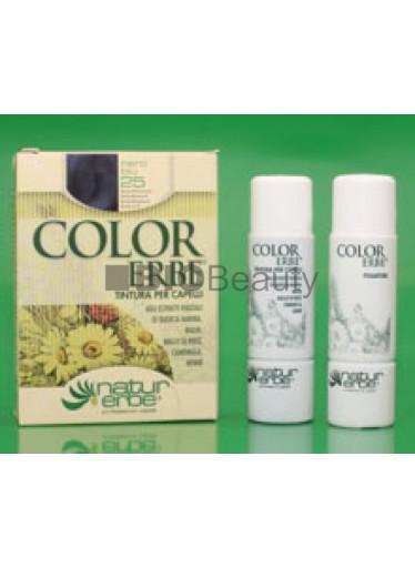 Color Erbe Barva na vlasy No.25 Modročerná. 1.1