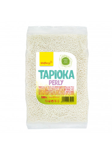 Wolfberry Tapioka perly 500 g