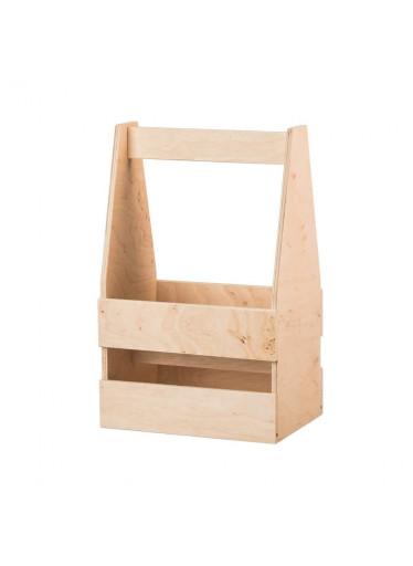 ČistéDřevo Dřevěný nosič VI
