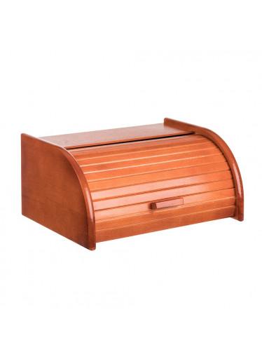 ČistéDřevo Chlebník barevný - oranžový