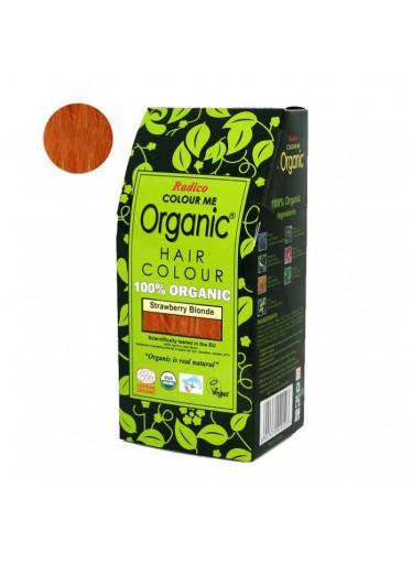 Radico Přírodní barva na vlasy BIO (100 g) - jahodová blond