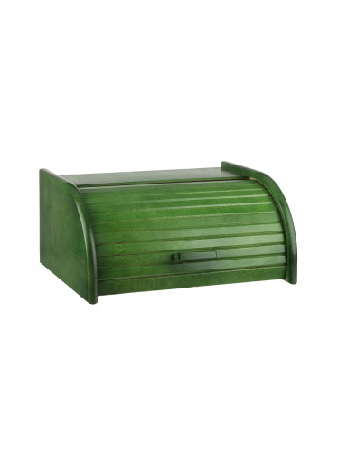 ČistéDřevo Chlebník barevný - zelený