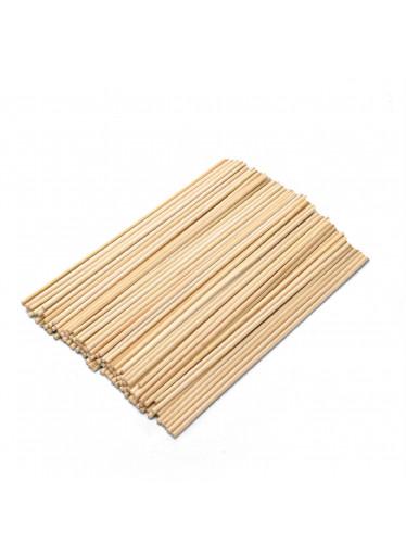 ČistéDřevo Dřevěné špejle 30 cm - 100 ks