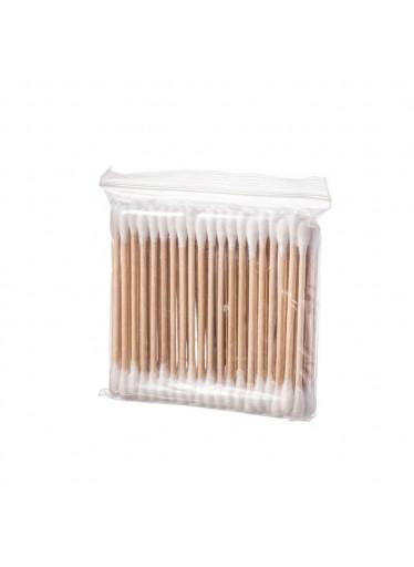 ČistéDřevo Bambusové vatové tyčinky - 100 ks
