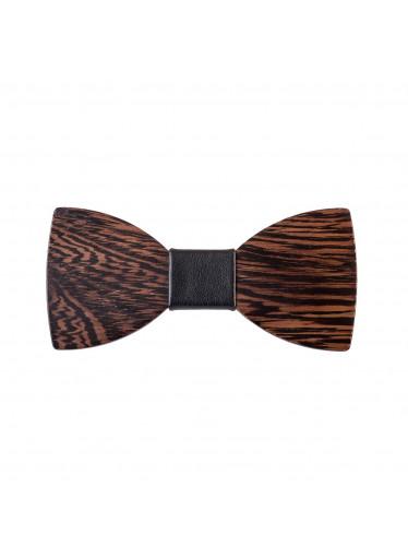 ČistéDřevo Dřevěný motýlek VI