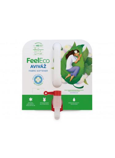 Feel Eco Aviváž s vůni bavlny, 15 l kanystr