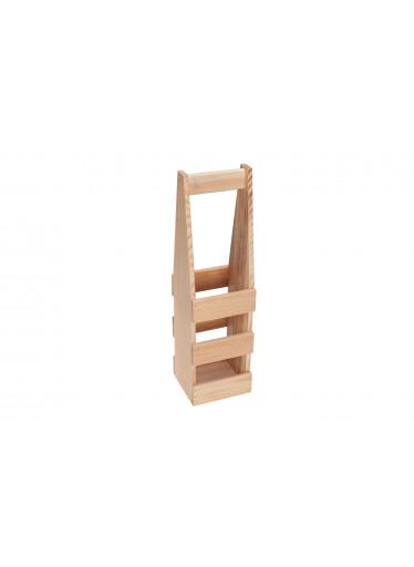 ČistéDřevo Dřevěný nosič IX