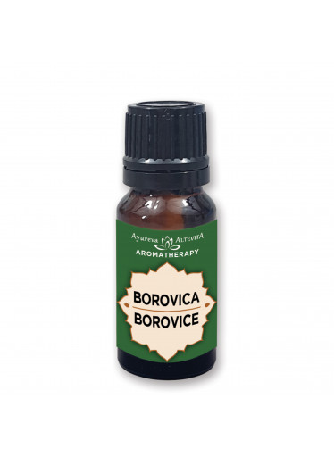 Altevita Borovice 100% esenciální olej 10 ml