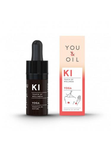 You & Oil KI Bioaktivní směs - Jóga (5 ml) - pro koncentraci a klid mysli