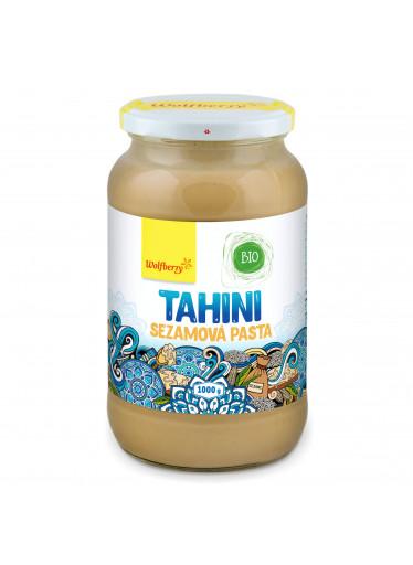 Wolfberry Tahini sezamová pasta BIO 1000 g